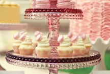 Cake Stands / by ShabbyPinkGirl