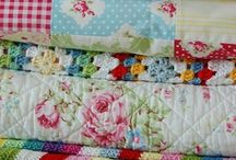 Cozy Quilts / by ShabbyPinkGirl