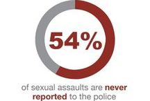 Just The Facts / Did you know that every two minutes another American is sexually assaulted? Learn about sexual violence by the numbers.  / by RAINN