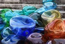 Art: Glass / by azureus