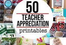 Thanks! Teacher Appreciation / by Sara Wood