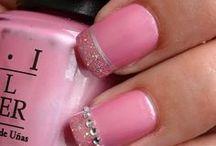 Pretty Nails / by ShabbyPinkGirl