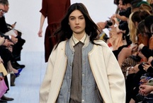Fall 2012: Oversize Coats / by Irena *