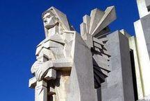 Art Deco and Art Nouveau / by azureus