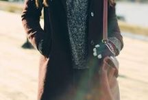 winter / cold weather fall / winter outfit ideas / by Sara Mae