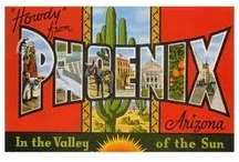 Phoenix Advertising Agency Websites. / There is more in Arizona than some crazy politicians and really bad press.