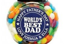 Father's Day / Personalised gifts for Dad and Granddad