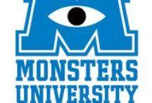 Personalised Monsters University / Fantastic personalised products for Monsters University fans!