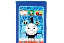 Personalised Thomas the Tank Engine / Personalised lunch boxes, backpacks and more