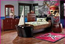 Boy bedroom / by Amy Henning