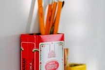 Organization / by Renee Tilby