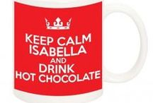 Personalised  Mugs / Your special mug for home or office
