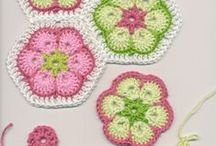 CROCHET to do / Crochet patterns I find that I like and may be future projects. / by Karen Taylor