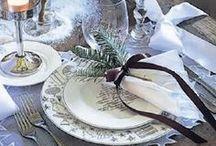 tablescapes / La bellezza e l'armonia del saper ricevere gli ospiti con una bella tavola imbandita. Pinnate e siate liberi di invitare i vostri amici. NO SPAM