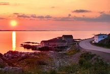 Dream Trip to the Maritimes 2015 / In 2015 we will be traveling from Florida to Newfoundland and many stops in between,come along for the adventure !