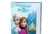 Hard Cover Personalised Story Books