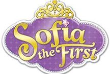 Sofia the First Personalised Gifts