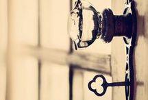 Open or Unlock / by ShabbyPinkGirl
