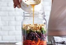 Pampered Chef - Salad In a Jar / Helping you take healthy lunches on the go with our salad in a jar products!