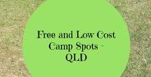 QLD - Free & Low Cost Camp Spots / The best Free and Low Cost Camp Spots in Queensland