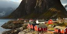 Iceland, Norway, Sweden oh my