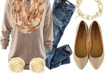 Ensembles - what i wish i could see when i open my closet
