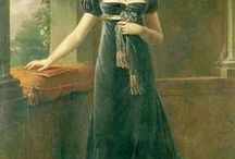 Regency Clothes / What Would Elizabeth Bennet Wear?
