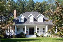 Home Sweet Home / Decorating style I love / by Staci Fulwiler