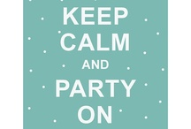 Party time / by Andrea Hodson