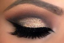Inspiration: Make Up / Make up looks I find really inspiring and want to try out.