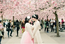 Queer Wedding Style / Queer weddings pics and inspiration