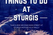 STURGIS! / STURGIS! Need we say more?! If you don't know what or where it is, ask a biker. Otherwise, follow this board to see the best Sturgis rally photos every year. We will take care of the rest. Ain't no rally like a Sturgis Rally!