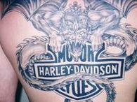 Biker Tattoos / This board is all about that biker ink! Yes, we love tattoos, and we love to share them with you. Feel free to share your photos with us and we will gladly add them to this board.