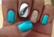 Nails / by Morgan Fahey