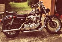 Vintage Motorcycles / What is more vintage than vintage American motorcycles? Nothing! Follow this board to see some of the most beautiful vintage rides to ever grace this planet we call Earth.