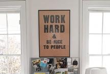 workin for a living / by Katie VanLangen