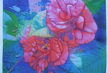 Sally Gould Wright Quilt Artist / Art quilts, traditional quilts, textile art