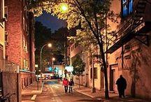 minetta + nyc / Minetta Lane and other NYC spots I love / by Katie VanLangen