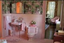 Bathrooms / Fixtures, faucets, and accessories for vintage and antique bathrooms