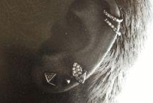 Piercings & tattoos / by Allison Burditt