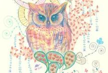 Owl Obsession / by Abby Grove