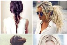 Inspiration: Hair / Beautiful hair looks.