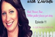 Grace Talk Podcast / Messages of Gods unconditional love and favor!  / by Daveda Schmidlin