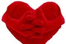 Valentine's Day Decoration / Ιδέες για να διακοσμήσετε το σπίτι σας και να δημιουργήσετε ατμόσφαιρα την ημέρα του Αγίου Βαλεντίνου.
