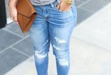 Denim / I am a JEANS girl. I live in them! Posting some of my favorite jeans on this board and be sure to stop by site to check out my DENIM SHOP. www.Busbeestyle.com