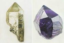 Minerals, Crystals, Gems