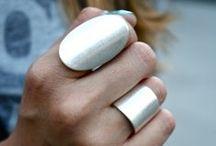 Rings / #jewelry #ring #rings