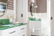 Bathrooms / by Christie McCullough