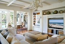Living spaces / by Christie McCullough