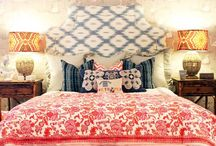 Bedrooms / by Christie McCullough